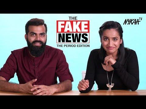 The Fake News | Period Edition - Part 2 | Urooj Ashfaq