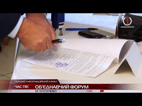 Мукачево стало унікальним прикладом співпраці різних гілок влади і громади