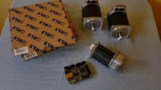 New CNC: ESS Smoothstepper tutorial with Clearpath-SD servos