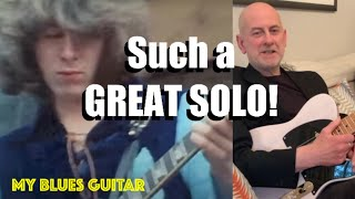 Mick Taylor with The Rolling Stones - Get Yer Ya's Out - Guitar Lesson!