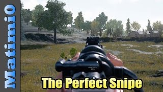 The Perfect Snipe - Battlegrounds