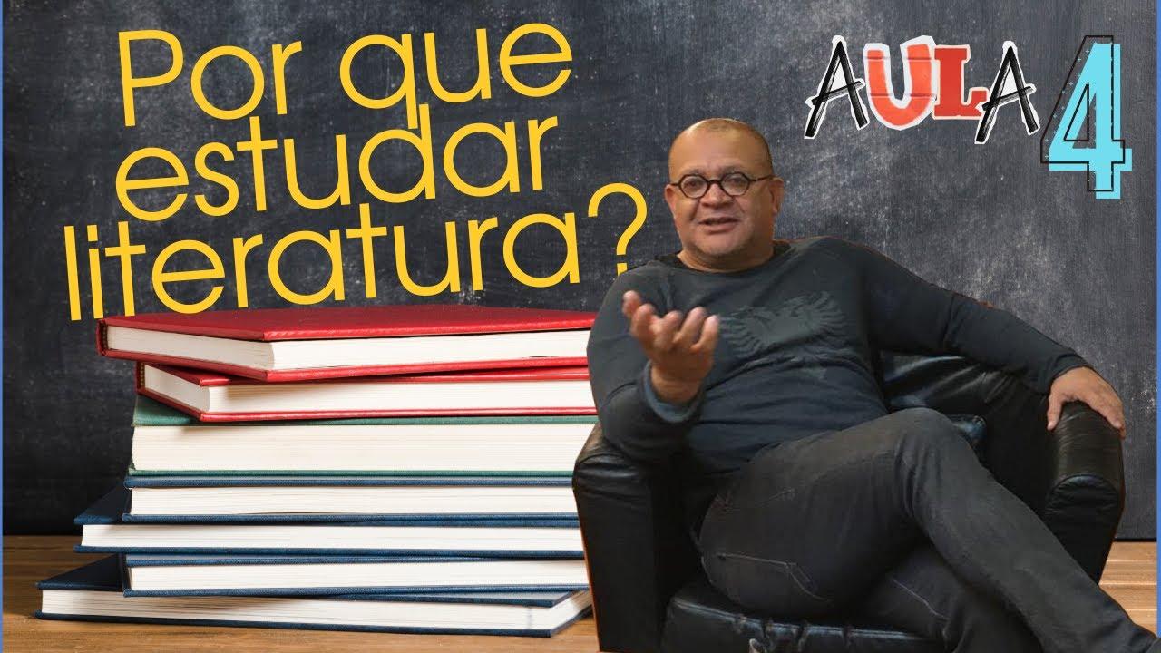 Por que estudar literatura? (minicurso - aula 4)