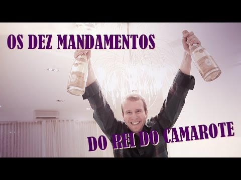 10 mandamentos do rei do camarote 3