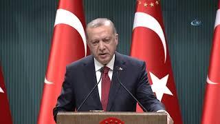 Cumhurbaşkanı Erdoğan, 'Erken Seçim' Tarihini Açıkladı