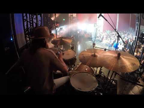 Como Dijiste - Christine D'Clario tour 2017 - Live Drum Cam