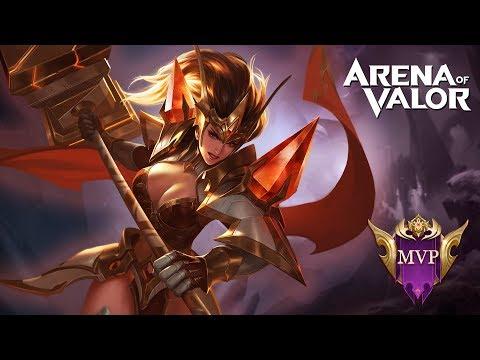 ¡¡CUANDO TOCA CARRILEAR CON TAARA!! | Navalha - Arena Of Valor