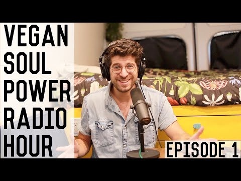 Fear And Activism | Vegan Soul Power Radio Hour