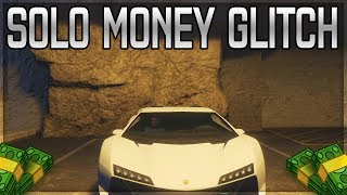 GTA 5 Solo Money Glitch After Patch 1.46 Arena War DLC - GTA 5 Glitches
