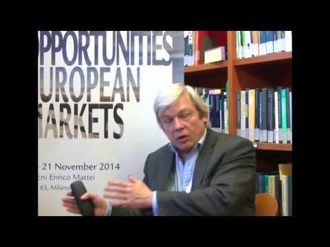 Andrey Konoplyanik (Adviser to Director General of Gazprom Export, Professor at Gubkin University)