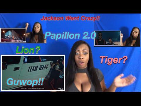 Jackson Wang - DIfferent Game ft. Gucci Mane MV Reaction