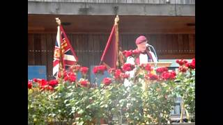 THE AIRBORNE FORCES MEMORIAL DAY 21st June 2014
