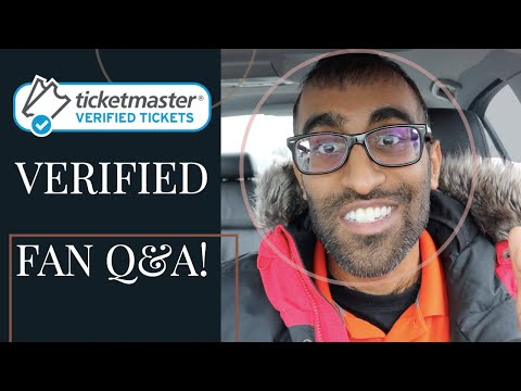 TICKETMASTER VERIFIED FAN PRESALES | THE FREQUENTLY ASKED QUESTIONS YOU WANTED ANSWERED
