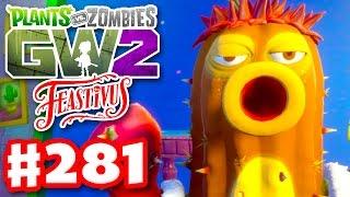 Reindeer Skin! - Plants vs. Zombies: Garden Warfare 2 - Gameplay Part 281 (PC)