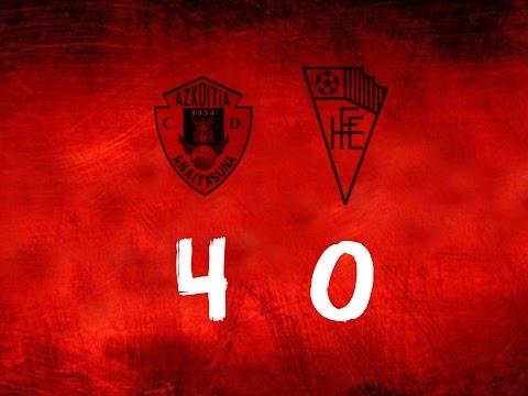 Anaitasuna 4-0 Hondarribia (Bideo-laburpena)