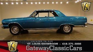 1964 Chevrolet Chevelle - Gateway Classic Cars St. Louis - #6455