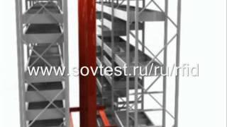 видео: Автоматизированный склад - экономия площади до 80%