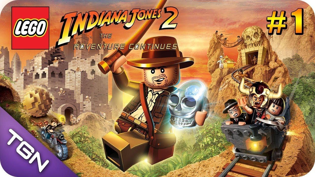 LEGO Indiana Jones 2 - Capitulo 1 - HD 720p - YouTube