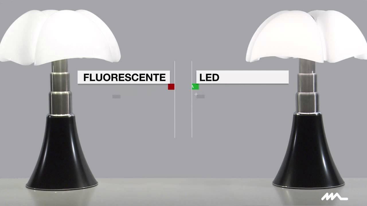 Martinelli luce pipistrello led comparazione lampada a led