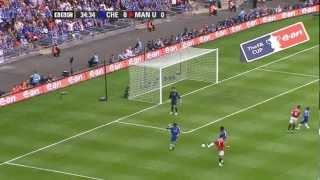 Cristiano Ronaldo Vs Chelsea - FA Cup Final (English Commentary) - 06-07 HD 720p By CrixRonnie