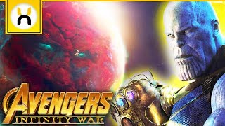 Would Thanos Have Killed Ego the Living Planet? | Avengers: Infinity War