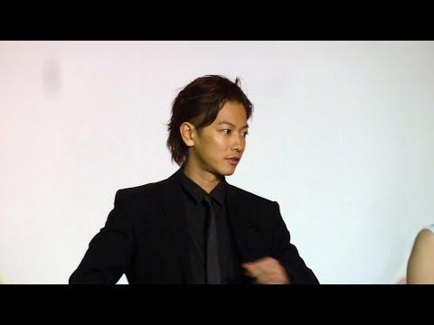 "Satoh Takeru at the ""Rurouni Kenshin:Kyoto Inferno"" Asian Red Carpet Premiere in Manila"