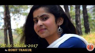 Latest Himachali Nonstop Pahari Video | Miss Shalu 2017 by Rohit Thakur | Music HunterZ