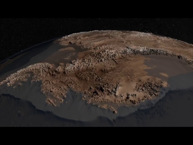 Flash Frozen Civilization found in Antarctica and Pre Adamites