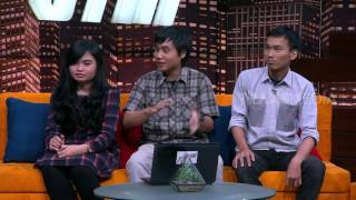 Download Video HITAM PUTIH - CITA CITATA DAN HATERS (18/5/17) 4-3 MP3 3GP MP4