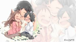 Download Emotional OST of the Day No. 58: The Wolf Children Ame and Yuki - ''Meguri'' MP3 song and Music Video