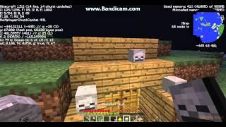 Minecraft Hexxit Part 1 of ep 1