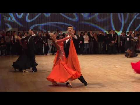 Fred Astaire Cup Professional Ballroom Championship + Interview 2016