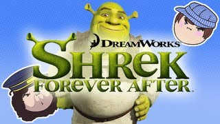 Shrek Forever After - Steam Train