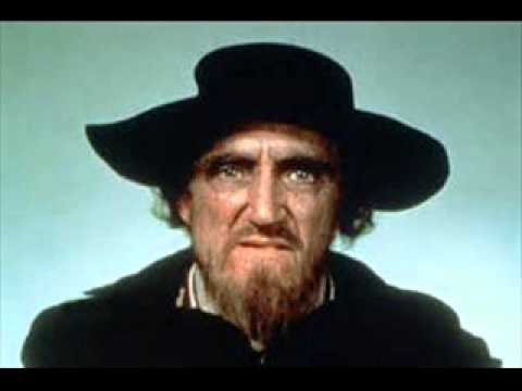 tribute to ron moody aka Fagin