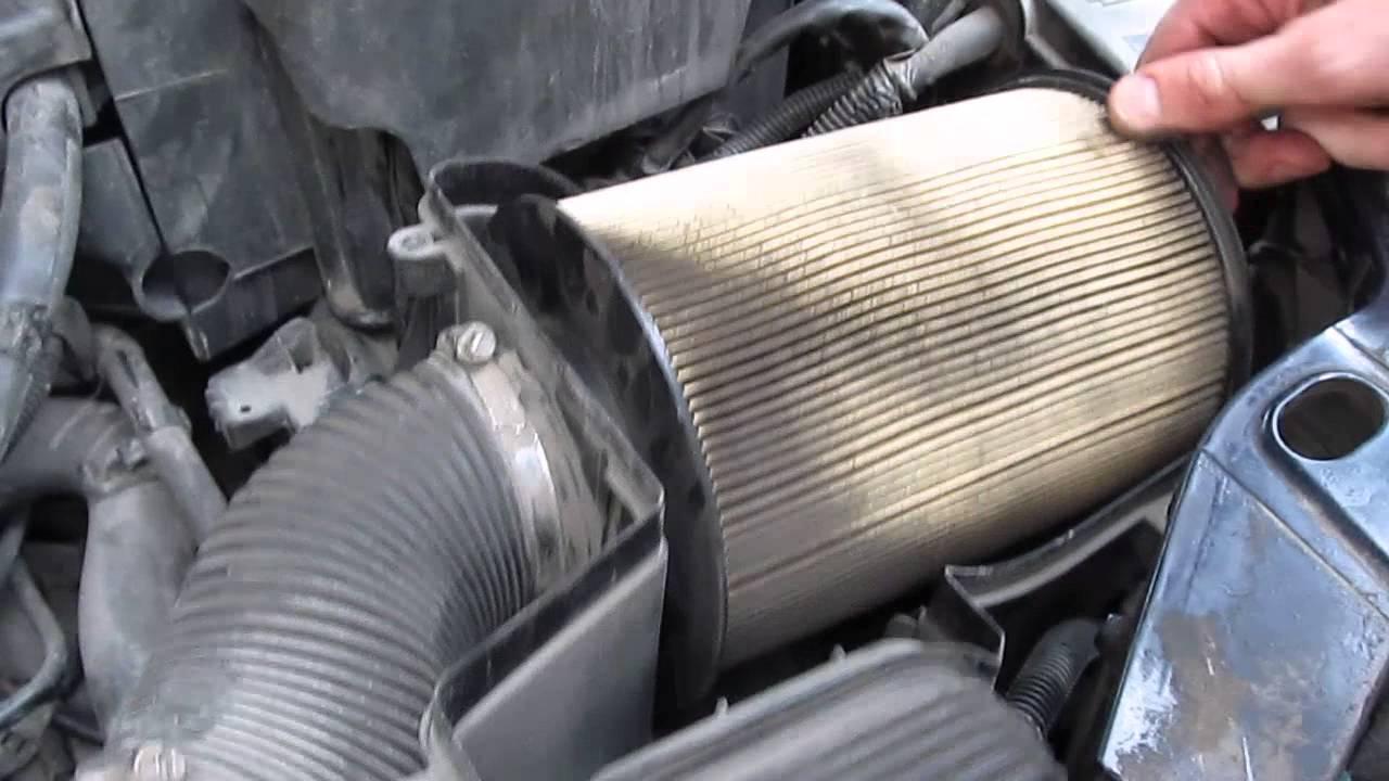 воздушный фильтр форд фокус 2 фото