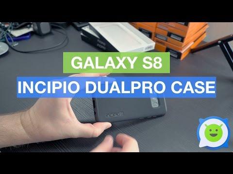 new concept d9edf e3b4f Galaxy S8 Incipio DualPro case