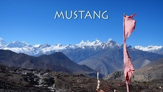 MUSTANG : Nepal (Sony RX100)