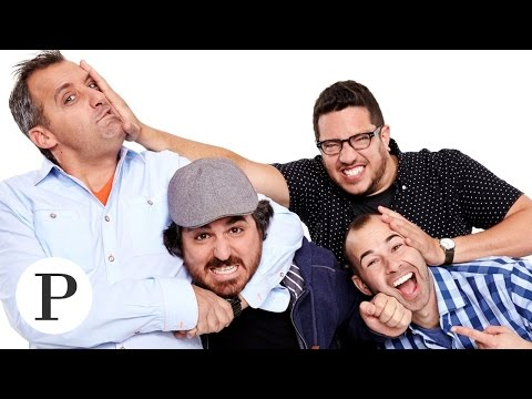 A Chat with 'Impractical Jokers': Joe Gatto and James Murray