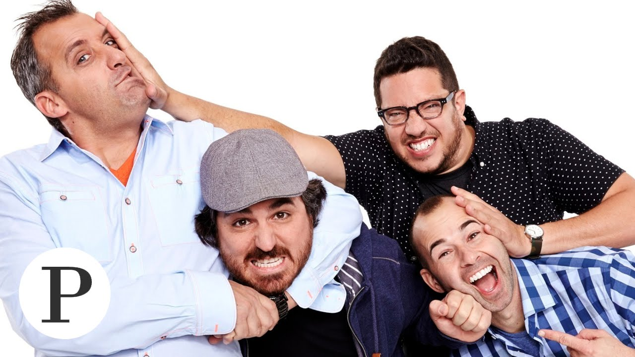 A Chat With Impractical Jokers Joe Gatto And James Murray Youtube Who's the most difficult to punish, do you think, out of the troupe? a chat with impractical jokers joe gatto and james murray