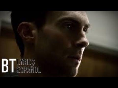 Maroon 5 - Maps (Lyrics + Español) Video Official