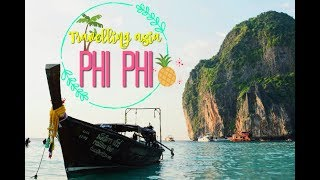 🌏  Travelling asia | PHI PHI ISLANDS🌄  |Johanna Lind