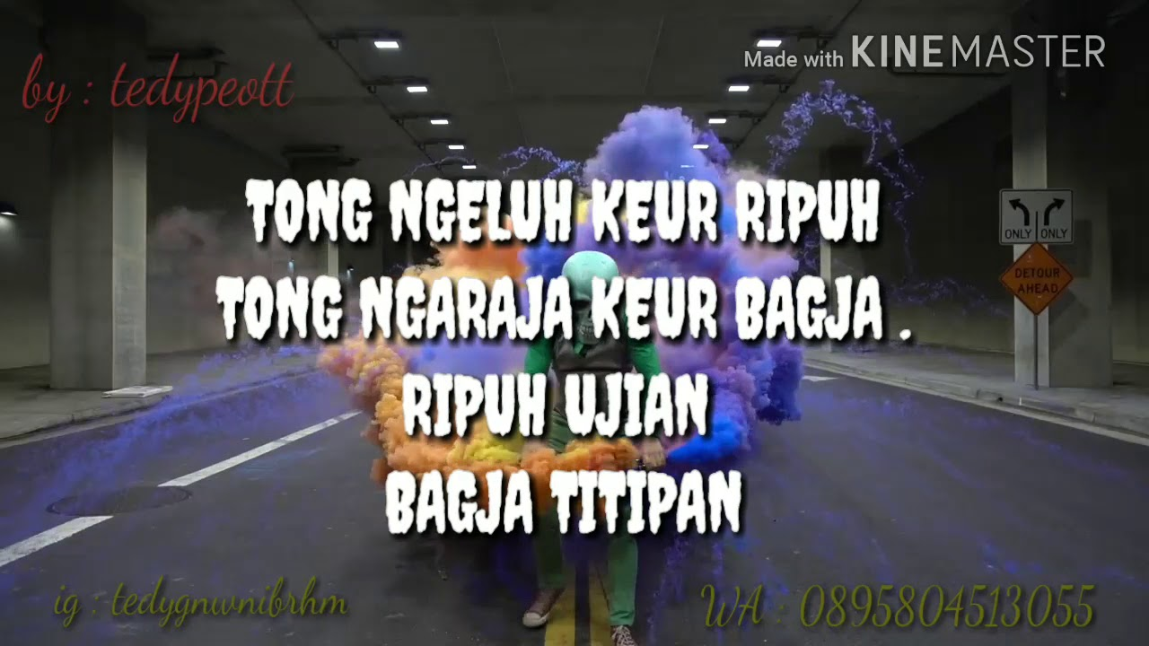 Kata Kata Status Wa Lucu Bahasa Sunda