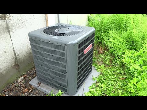 AC system check charge & clean unit