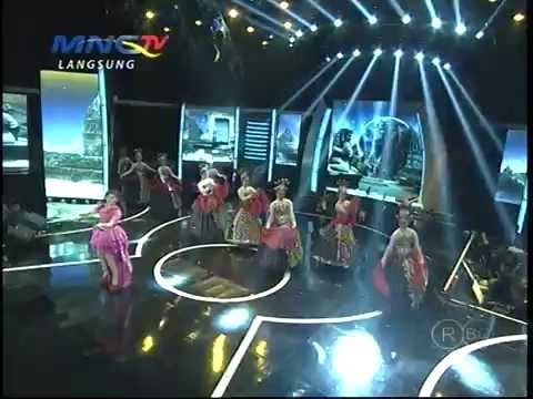 MNCTV Dangdut Awards (11/12) - Wiwik Sagita