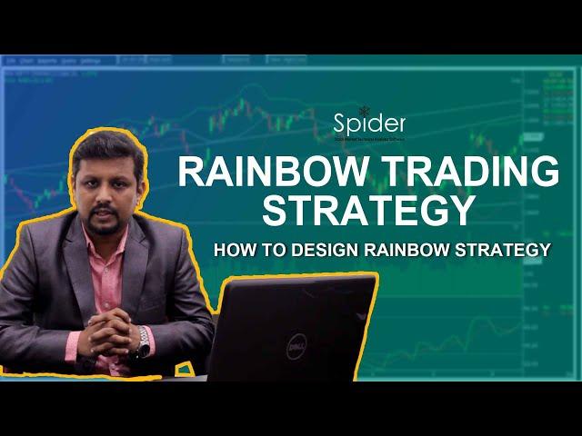 Design 90% Succesful Rainbow Trading Strategy| Hindi Tutorial | Stock Market