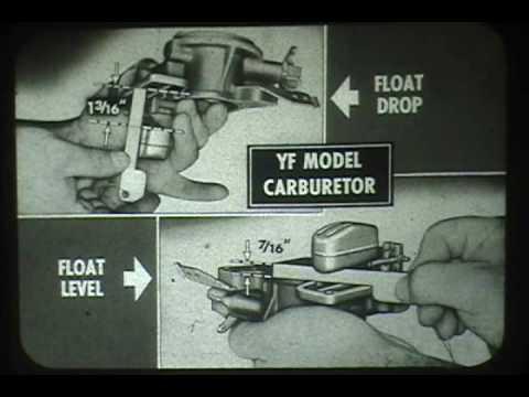 1964 ChevyVan Service Bulletin