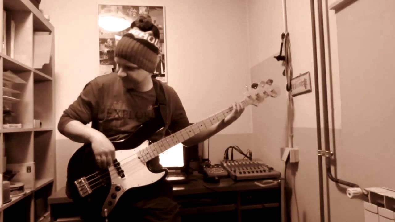Avicii hey brother bass cover