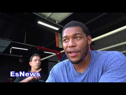 Michael Hunter on canelo vs ggg  EsNews Boxing