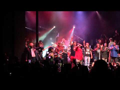 Sly Stone with George Clinton & Parliament Funkadelic P-Funk Live at The Observatory 2015 - 3 of 3