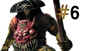 Otogi 2: Immortal Warriors Walkthrough (2nd Play) Part 6: Fire Mountain