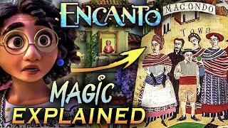 Disney's Encanto Trailer Magic Explained: Is It Magical Realism? + Culture Breakdown